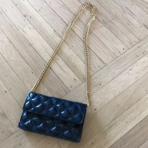 Adorable quilted Marc Jacobs crossbody bag